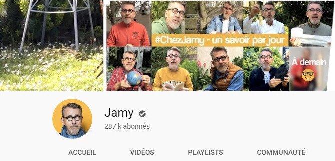 Jamy Youtubeur