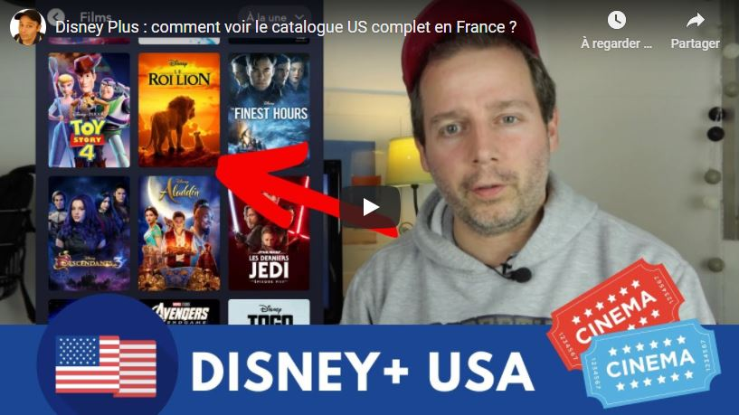 Jean Viet Disney+ version US